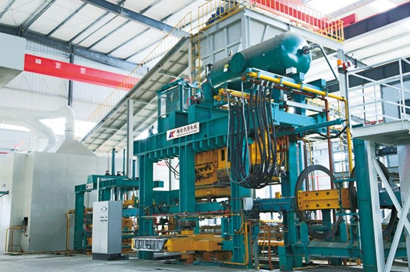 自动造型机定制的规范与条件
